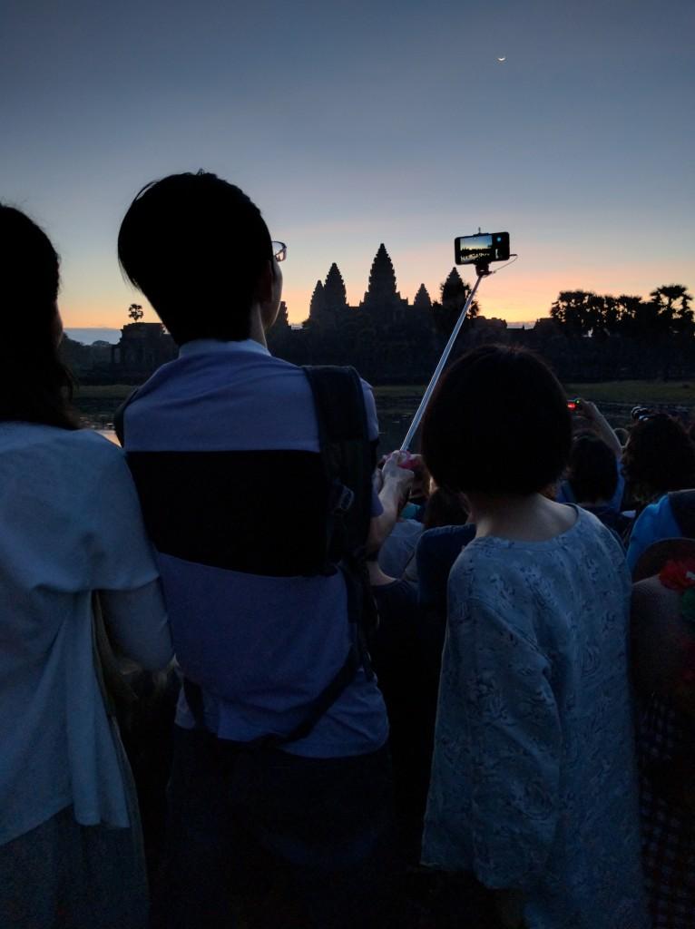 Selfies: modern weapons of mass destruction